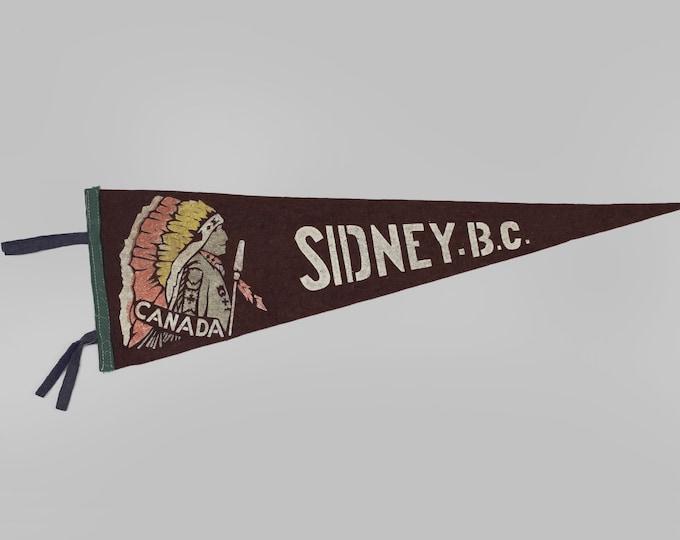 Sidney BC Pennant