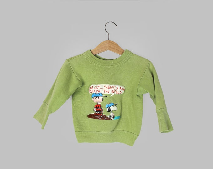 Toddler Snoopy Sweatshirt
