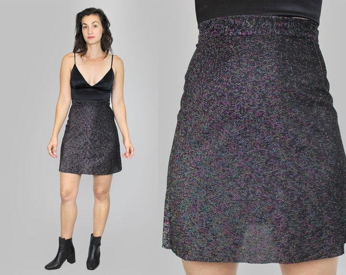 Festive Mini Skirt