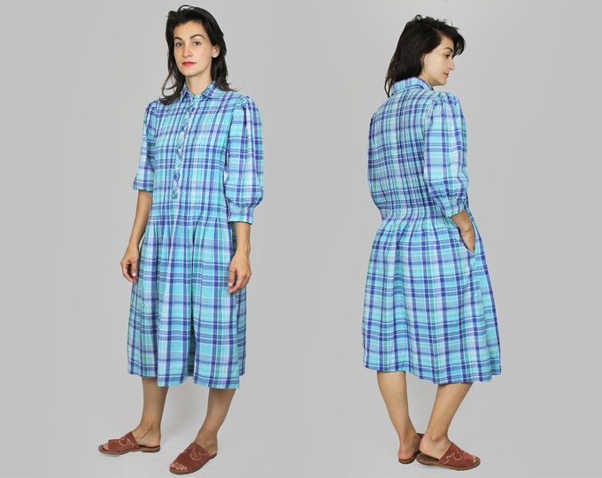 Matti Madras Dress