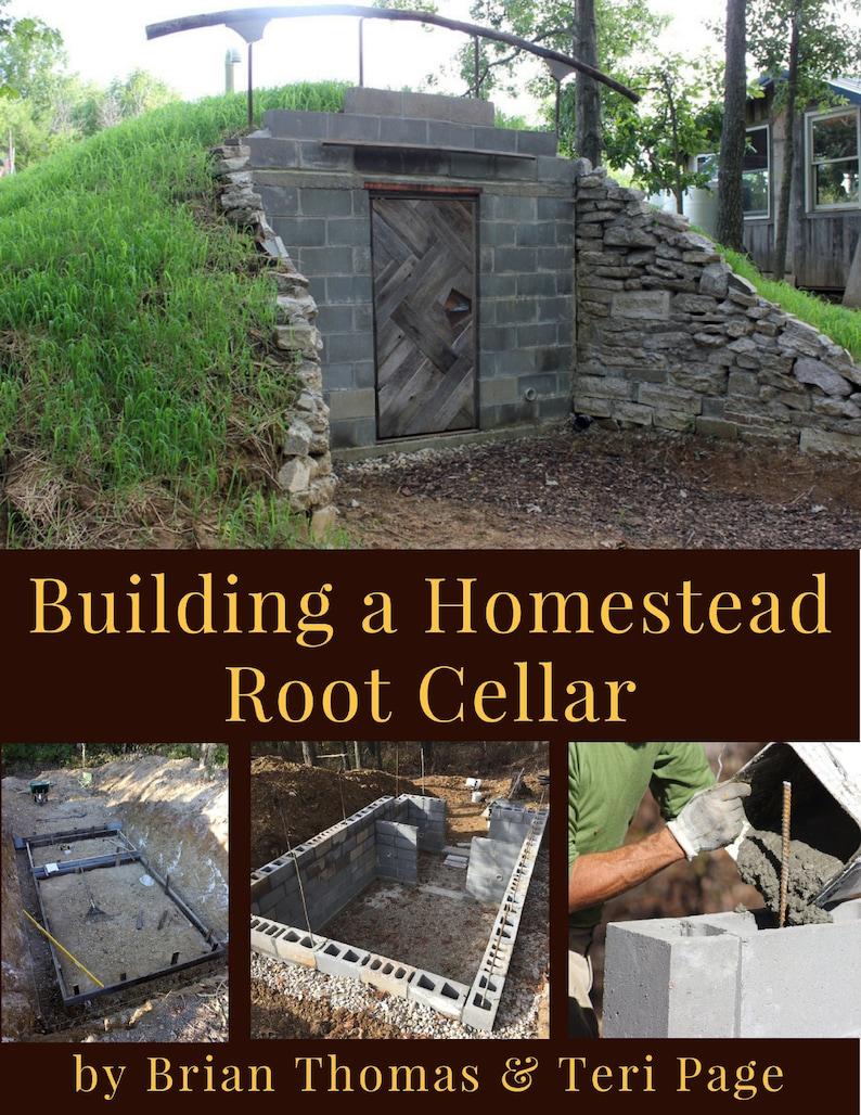 Building a Homestead Root Cellar eBook image 0