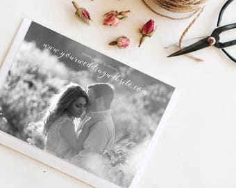 Save the Date, Customized Save the Date, Digital File Save the Date, Photo Save the Date, Wedding Announcement