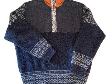 Norwegian sweater, by SCORE Scandinavian Design of Norway- size xS