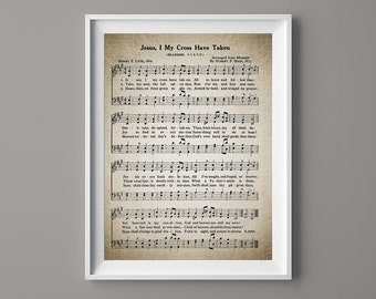 Have Thine Own Way Lord Hymn Print Sheet Music Art Hymn | Etsy