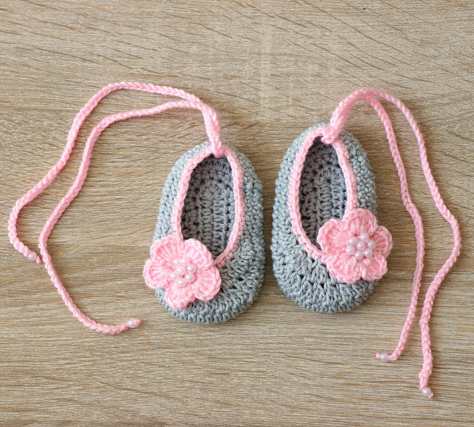 mary janes and headband set - shoes and headband set - baby girl gift - ballet slippers - baby girl set - baby photo prop - pink