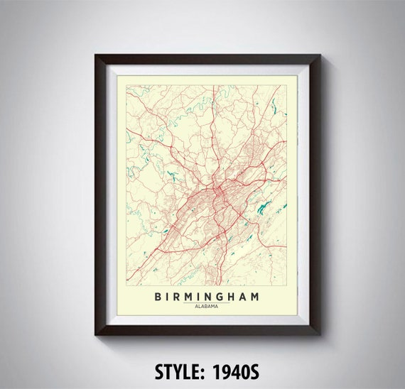 Map of Birmingham, AL - Birmingham Map - Birmingham Poster - Office Map Birmingham Al on map jacksonville al, map montgomery al, map san diego ca, map cullman al, map etowah county al, map semmes al, map alabaster al, map saraland al, map biloxi ms, map gardendale al, map louisville ky, map foley al, map chicago il, map jackson ms, map atlanta ga, map bismarck nd, map memphis tn, map omaha ne, map decatur al,