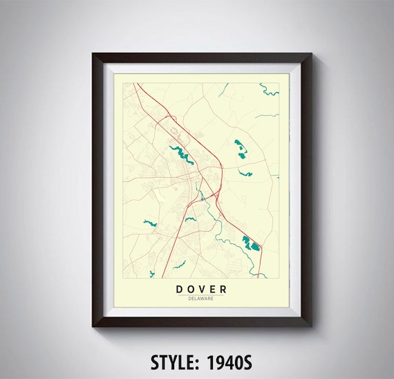 Map of Dover, DE - Dover Map - Dover Poster - Office Décor - Wall Map Dover De on dover street map, dover nc map, i-95 delaware map, dover uk map, dover beach map, dover road map, dover vt map, dover ny map, dover fl map, dover delaware, delaware bay map, city of dover map, dover cruise terminal map, dover tn map, dover nh map, dover race track map, smyrna delaware street map, dover ohio map, dover nj map, dover mn map,