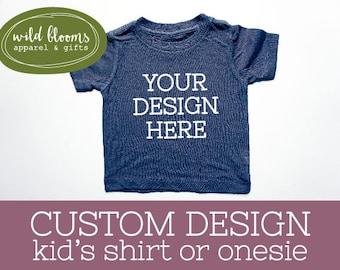 791e2a12c Custom kids shirt