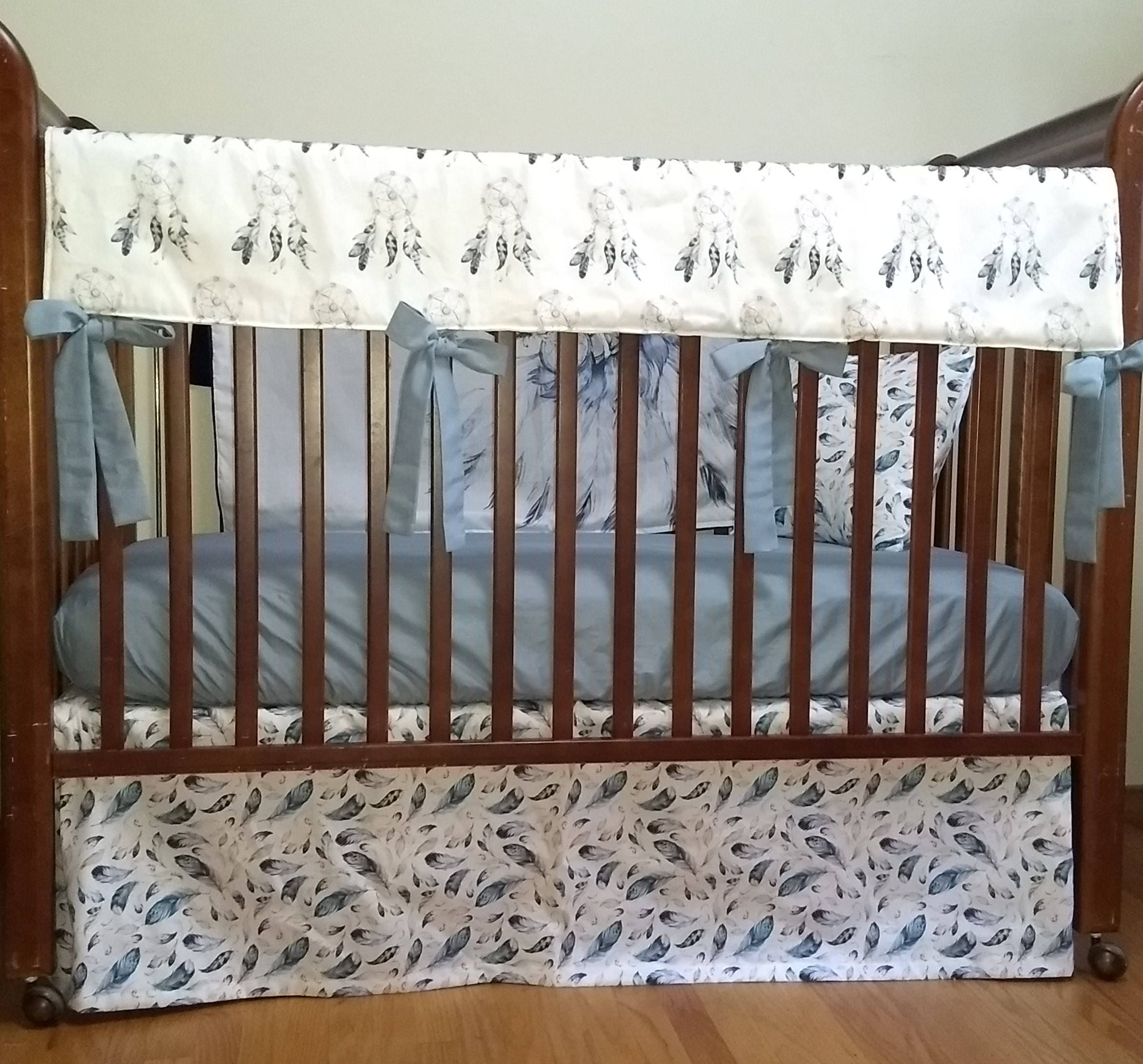 crib the set boy bed bedding pcs under baby sea nursery pin include sisi