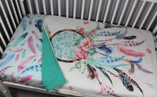 Dream Catcher Baby Blanket Dreamcatcher Toddler Comforter Dream Adorable Dream Catcher Comforter