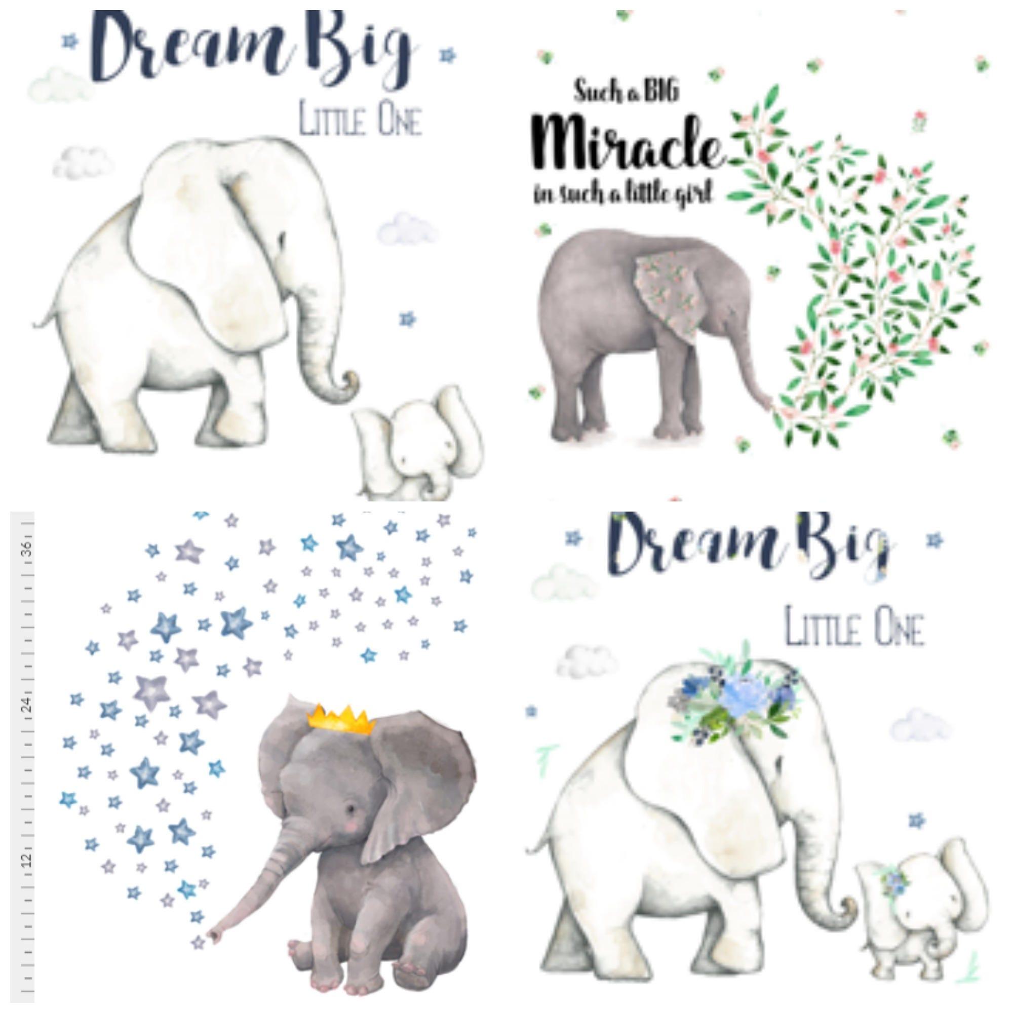Elephant Nursery, Elephant baby girl bedding, Elephant baby ...