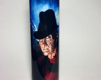 Freddy Krueger  A Nightmare on Elm Street Horror Candle