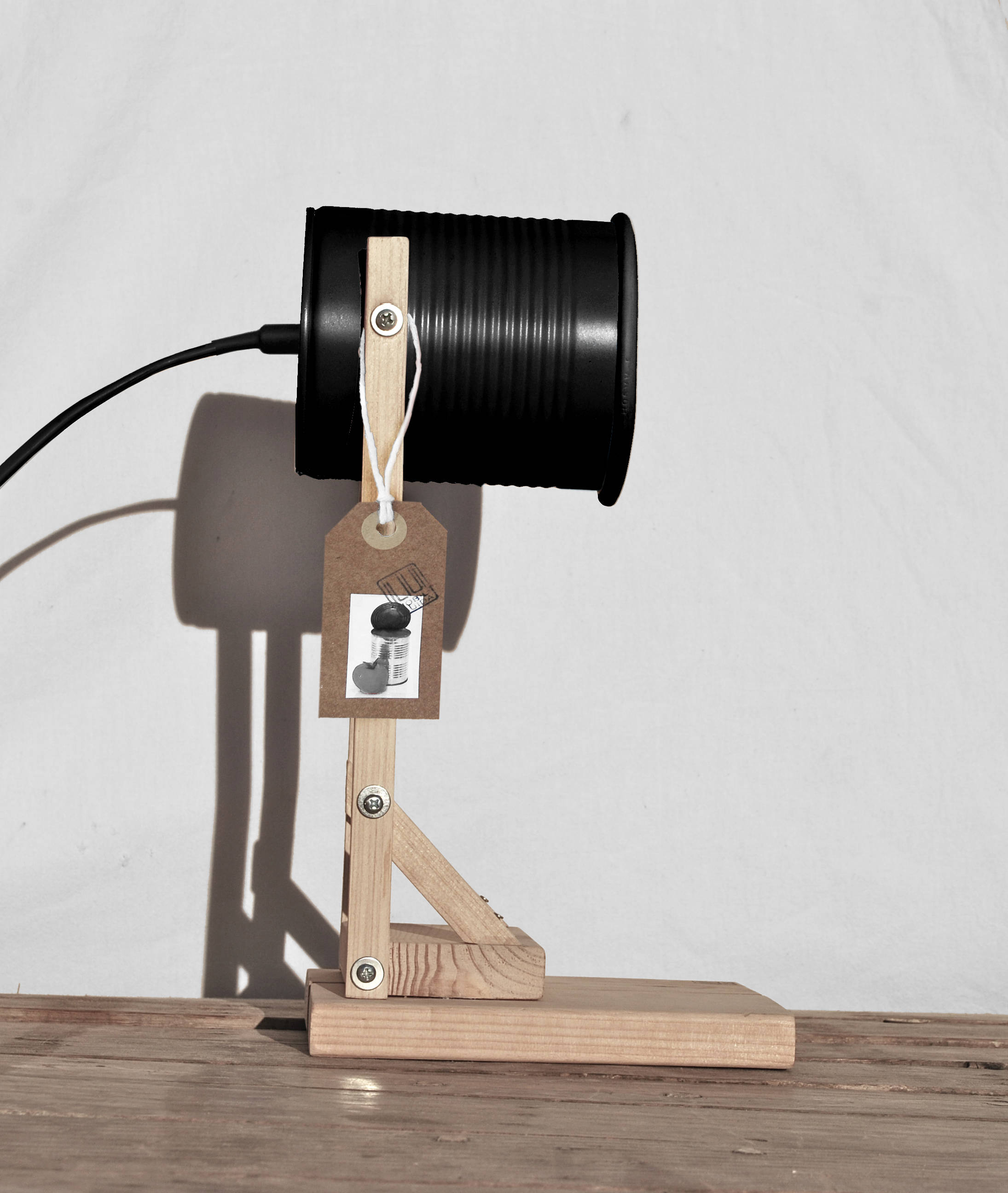 Desk Lamp / Table Lamp   Mat Black Color.... Eco Friendly ...