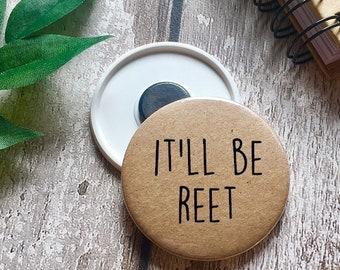 Funny Fridge Magnet Refridgerator Magnetgift For Her Yorkshire Gift Dialect Birthday Giftgift Him Friend