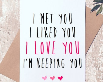 love cards for her