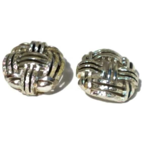 Clip On Earrings, Vintage Clip-on Earrings, State… - image 6