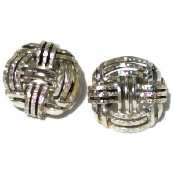 Clip On Earrings, Vintage Clip-on Earrings, State… - image 8