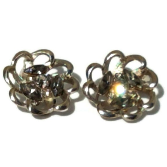 Clip On Earrings, Vintage Clip-on Earrings, Statem