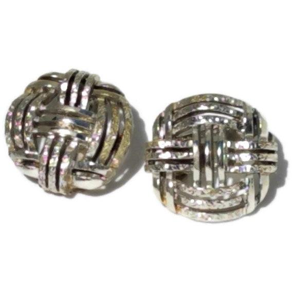 Clip On Earrings, Vintage Clip-on Earrings, State… - image 5