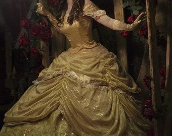 Princess Dress Adult Etsy
