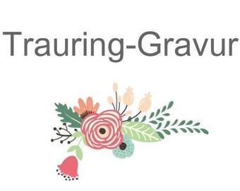Trauring-Gravur