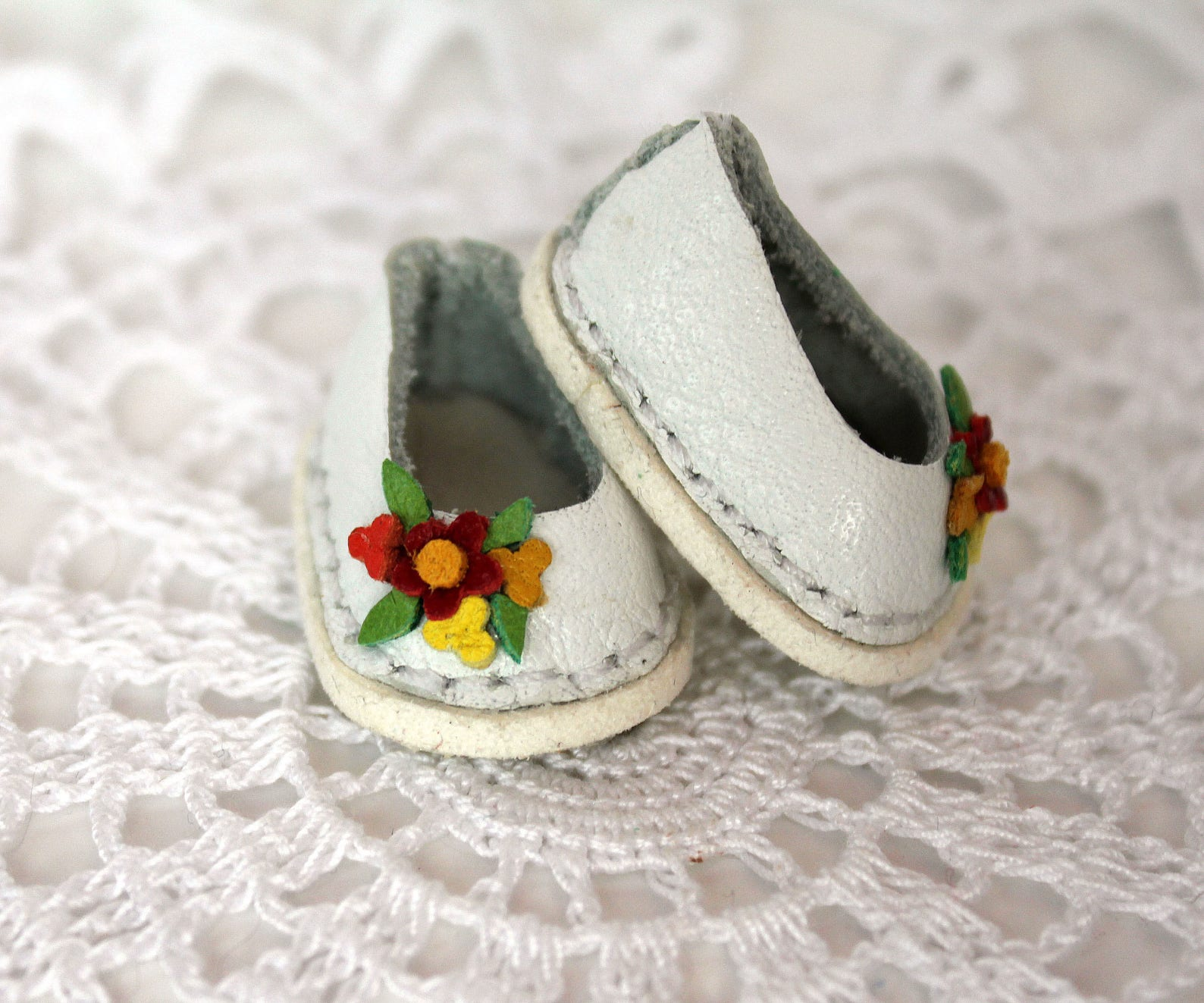 preorder! irrealdoll shoes / irrealdoll leather ballet shoes
