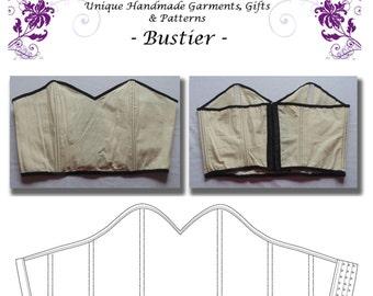 Basic Bustier Pattern