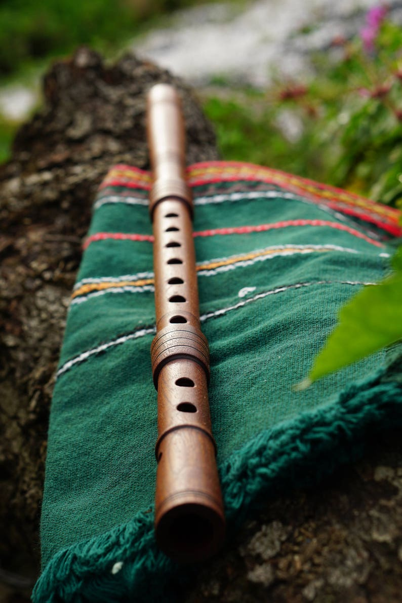 Kaval in C from 100% Wood * Pro Bulgarian Handmade Wooden Flute * Directly  from Master