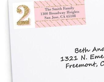 fun address labels etsy