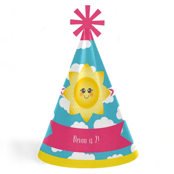 Cone Birthday Party Hats For Kids And Adults Standard Size Gold Adult 70th Set Of 8