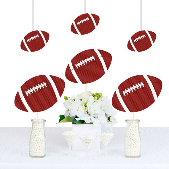End Zone Football DIY Decorations Party Essentials