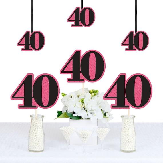 Chic 40th Birthday