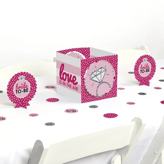 Bride To Be Bridal Shower Or Classy Bachelorette Party