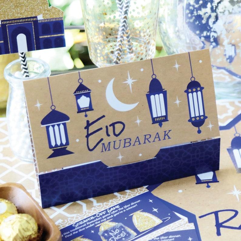 ramadan money and gift card holder eid mubarak money  etsy