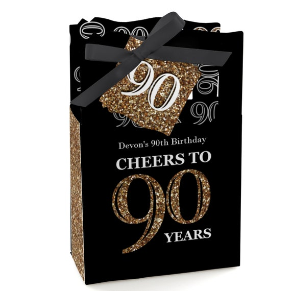90th Birthday Party Favors For Parties