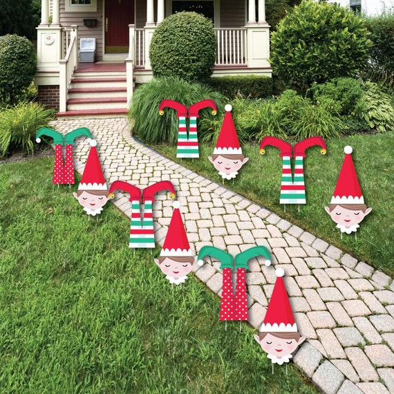 Elf Squad Outdoor Elf Kids Christmas And Birthday Party