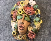 Clay Flora Mask