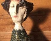 Clay Pot Head