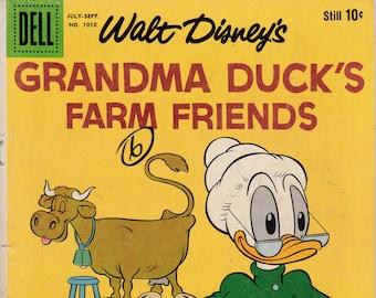 Disneys Grandma Duck