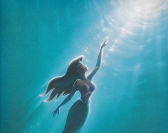 The Little Mermaid 1997 Re Release Press Kit - Walt Disney Pictures