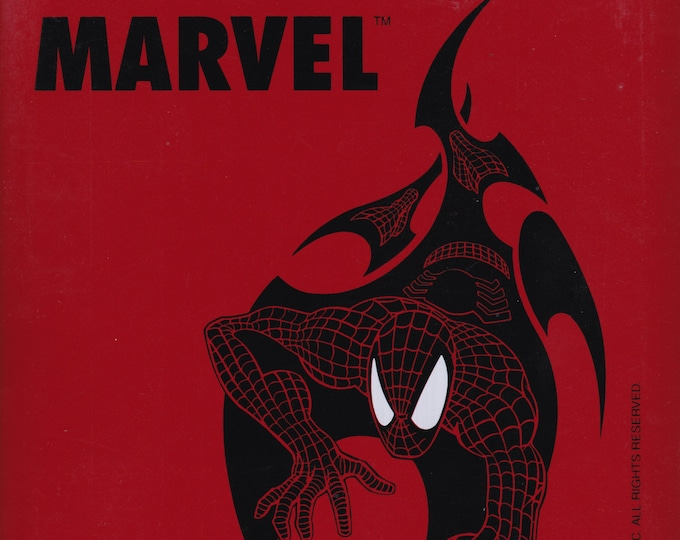Marvel Comics 1998 San Diego Comic Con Press Kit    Marvel Comics   Grade VF