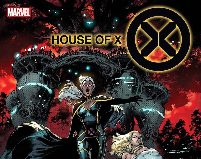 House Of X #6 Cover A (The Inevitable Future) December Issue Marvel Comics Grade NM