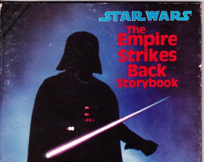 Star Wars The Empire Strikes Back Storybook  Random House Books   1980   Grade VG/F