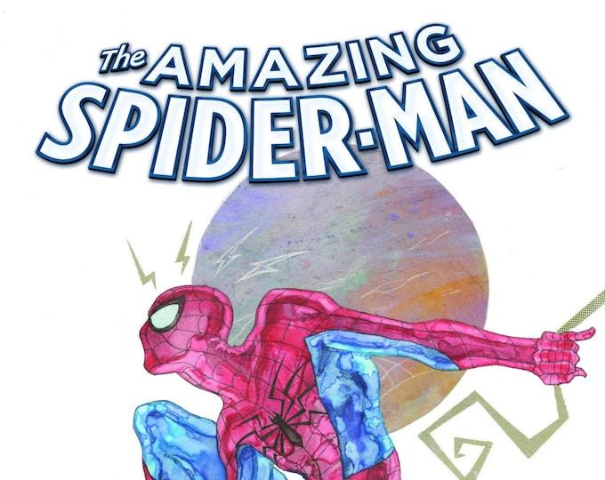 Amazing Spider-Man #1 Fried Pie Variant Cover October 2015 Marvel Comics Grade NM