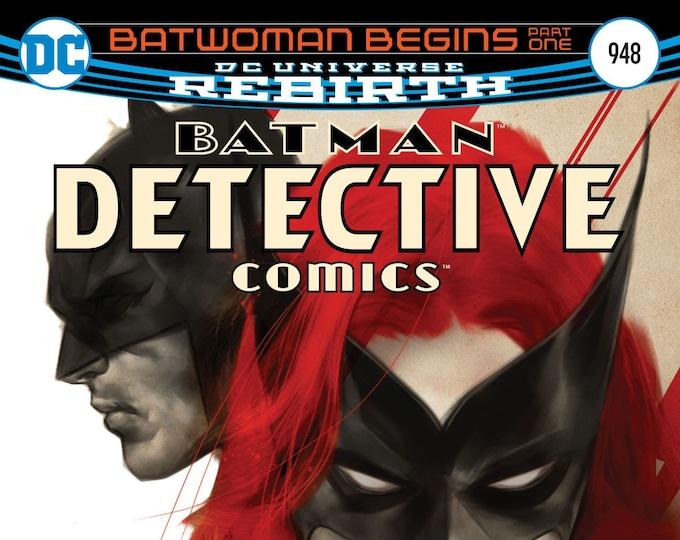 Detective Comics #948 Cover A (Batwoman Begins Part 1) March 2017 DC Comics Grade NM