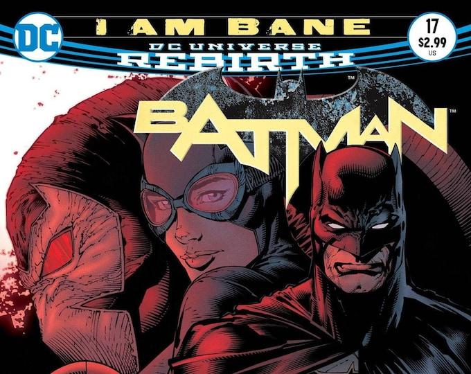 Batman #17 (I Am Bane) April 2017 DC Comics Grade NM