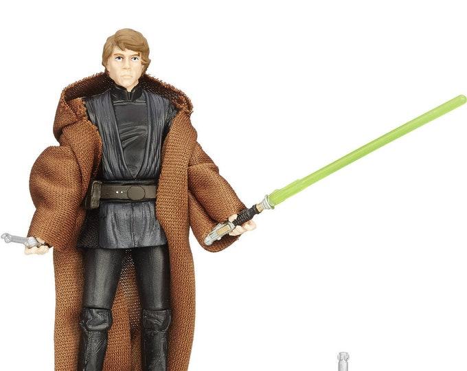 Walmart Exclusive Star Wars Black Series Return of the Jedi Luke Skywalker Jedi Knight Action Figure