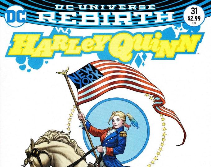 Harley Quinn #31 Cover B January Issue DC Comics  Grade NM