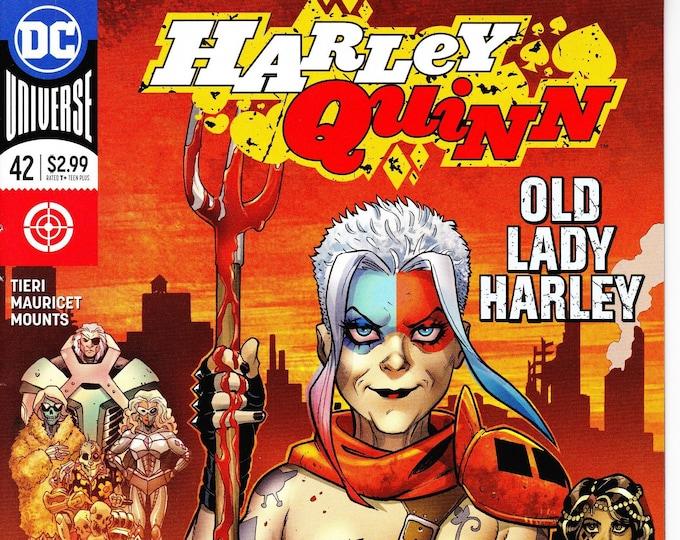 Harley Quinn #42 Cover A June Issue  DC Comics  Grade NM