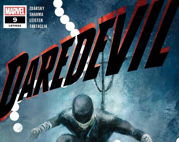 Daredevil #9 October 2019  Marvel Comics  Grade NM